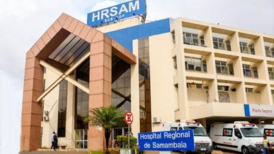 Hospital Regional de Samambaia - Imagem1